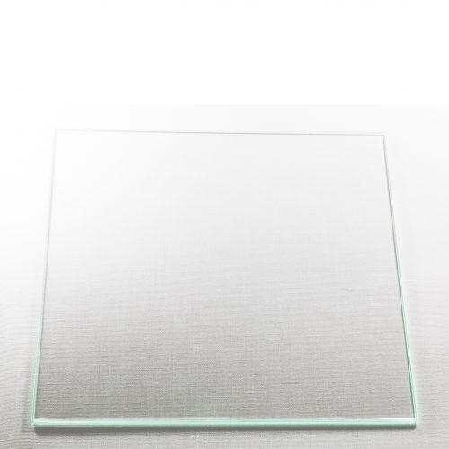 heated bed glass