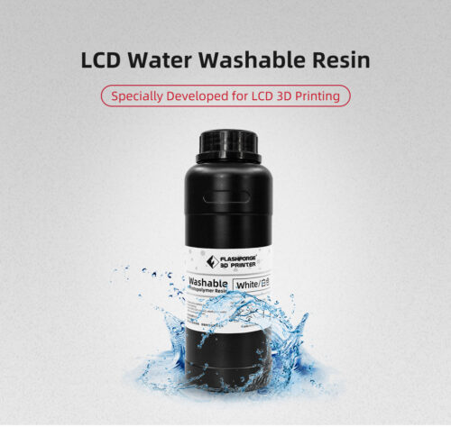 Water Washable resin